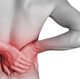 Спазм мышц в грудном отделе
